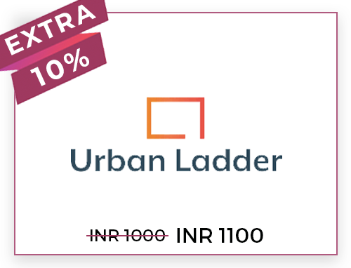 Urban Ladder Rs. 1000