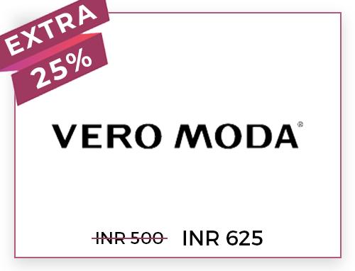 Vero Moda Rs. 500