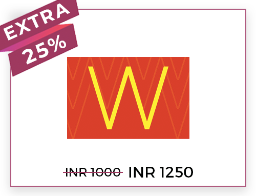 W Rs. 1000