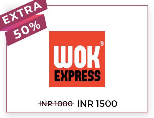 WOK EXPRESS Rs. 1000
