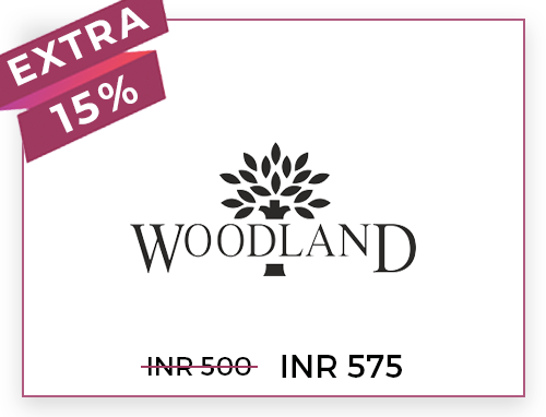 Woodland Rs. 500