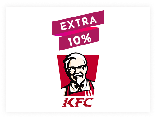 KFC Instant Gift Voucher Rs. 100