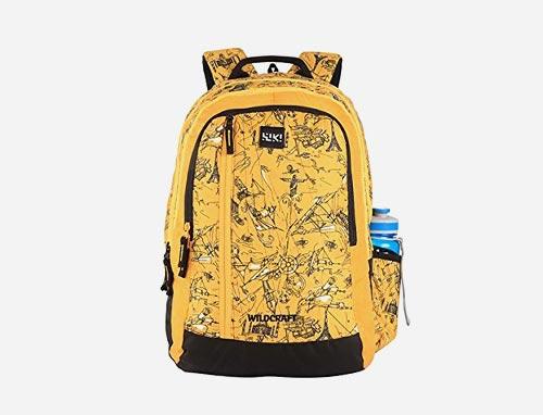 Wildcraft school backpack Doodle 3