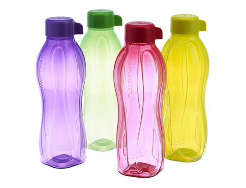 Tupperware 500 ml Bottles Set of 4