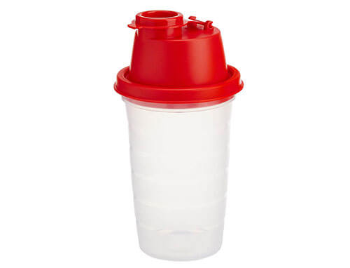 Tupperware Quick Shake 500ml
