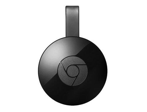 Google Chromecast Media Streaming Device