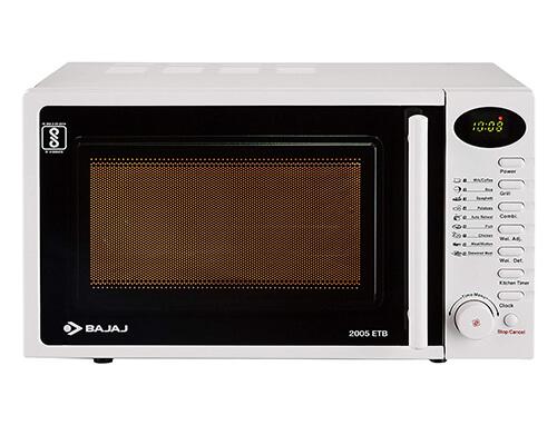 Bajaj Microwave Oven 2005 Etb