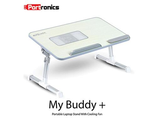 Portronics My Buddy Plus Laptop Stand