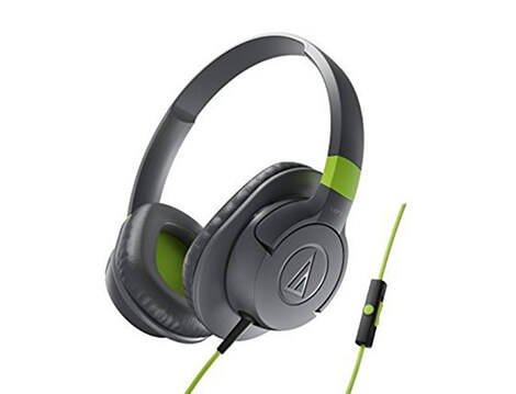 Audio-Technica Sonic Fuel Over-Ear Headphones