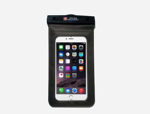 Swiss Military Water Proof Mobile Case