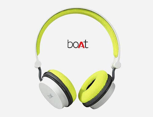 Boat Super Bass Rockerz OnEar Headphones