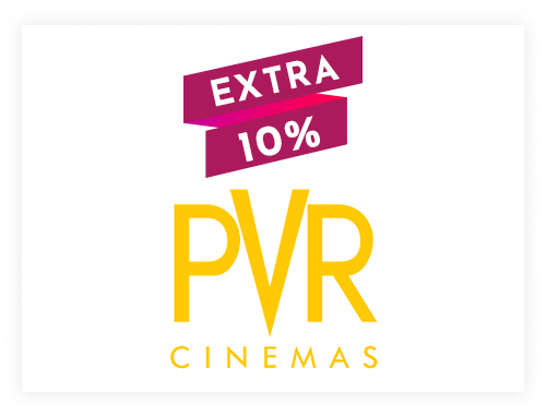 PVR Cinemas  Instant Gift Voucher Rs. 500