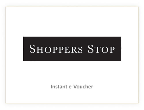 Shoppers Stop Rs. 2000
