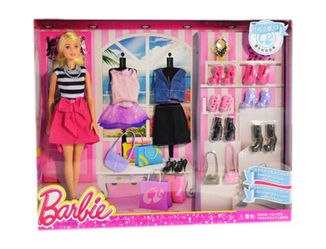 Barbie Fashions and Accessories