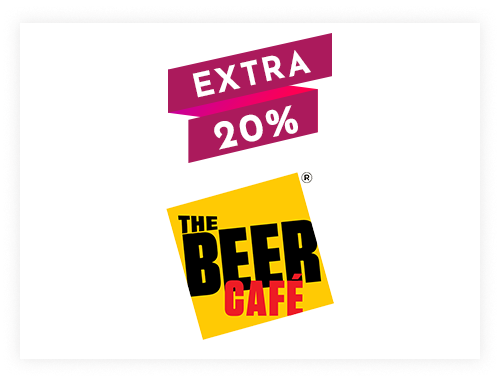 The Beer Cafe Instant Gift Voucher Rs. 250