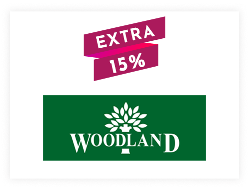 Woodland Instant Gift Voucher Rs. 1000