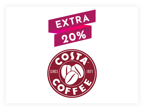 Costa Coffee Instant Gift Voucher Rs. 250