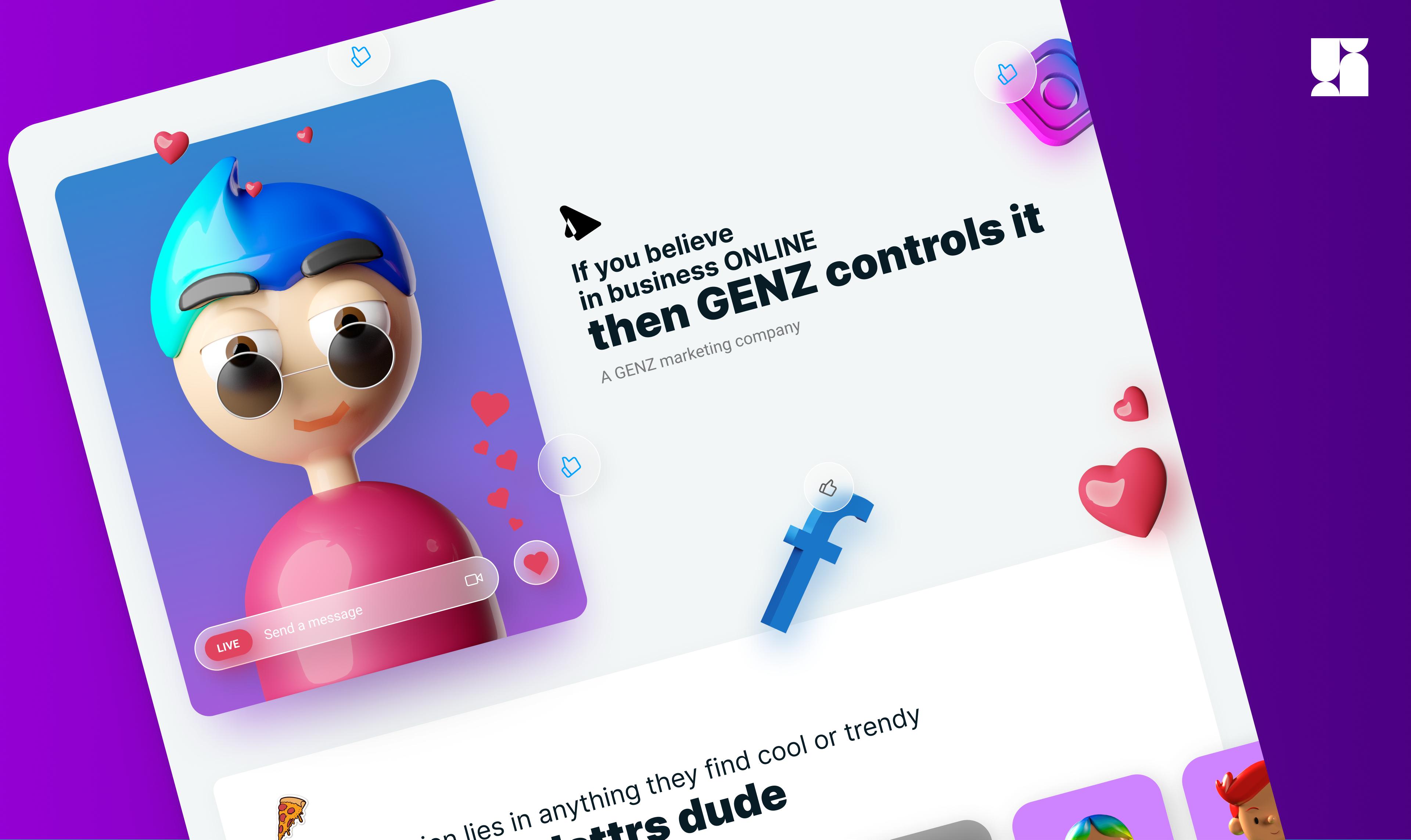 GenZ Marketing Agency