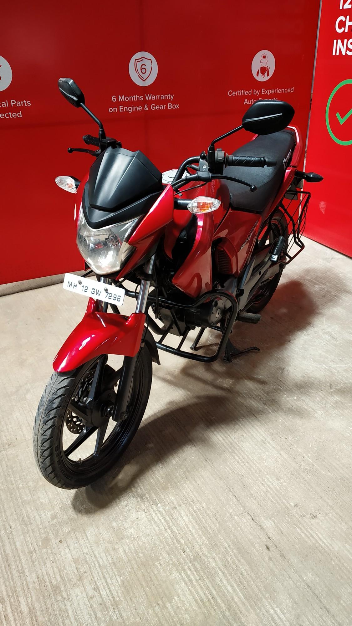 Honda Unicorn Unicorn refurbished bike at best price   CredR