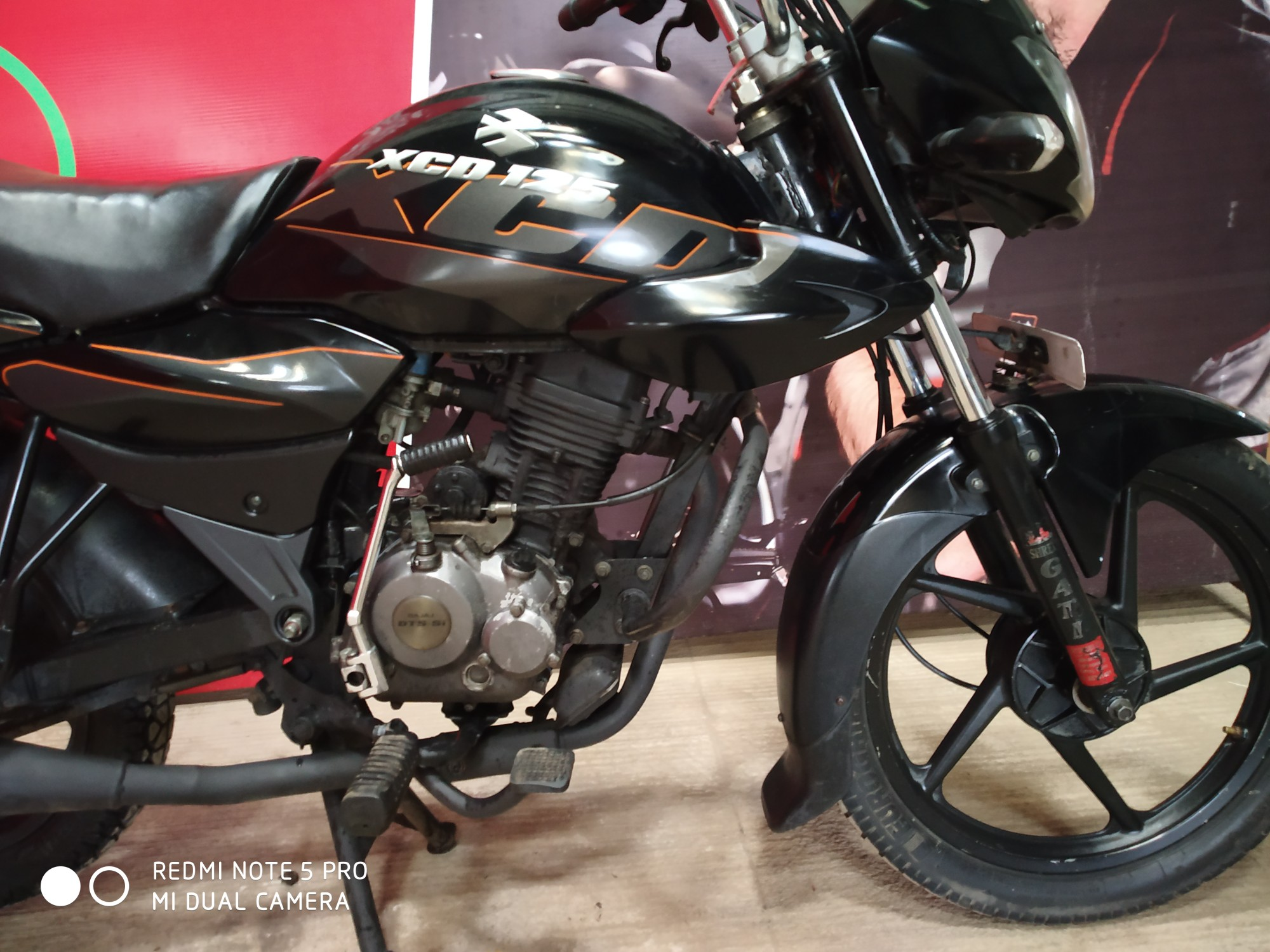Bajaj Xcd 125 Refurbished Bike At Best Price Credr