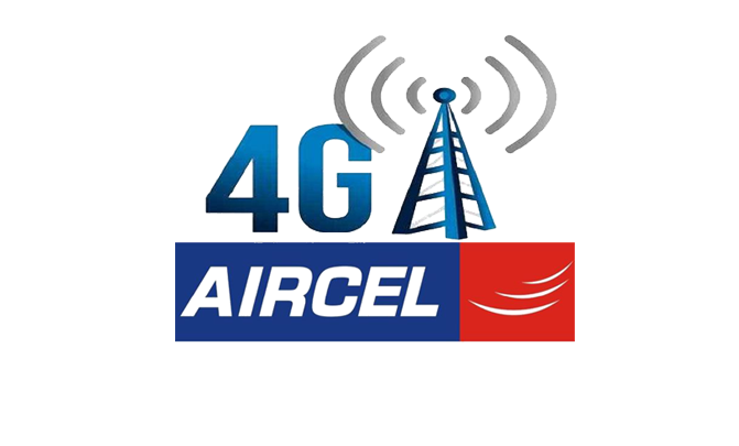 Aircel 4G LTE Online Recharge