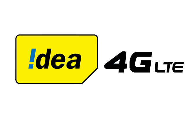 Idea 4G Data Card
