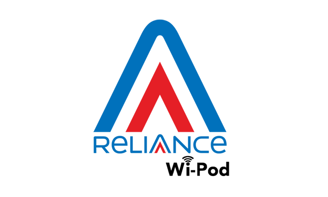 Reliance Wi-Pod Online Recharge