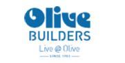 web designing client olive builders logo