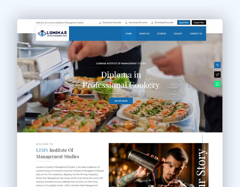 client LIMS portfolio