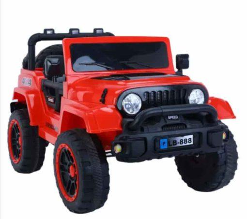 Kids Ride On Jeep-ridertoys