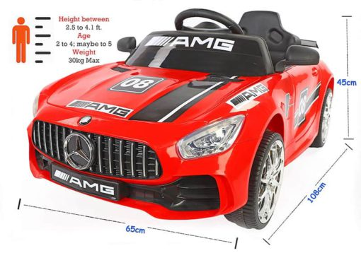 AMG Ride-on toy Car for Kids