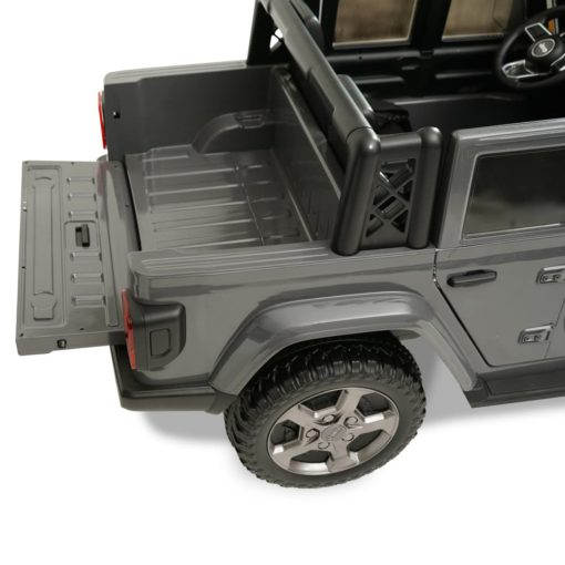 Licensed Jeep Wrrangler Rubicon 12V Two Seater Kids Ride on Jeep