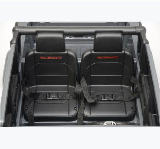 Licensed Jeep Wrangler Rubicon 12V