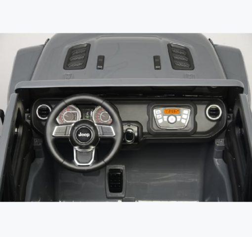 Power Wheels Jeep Rubicon