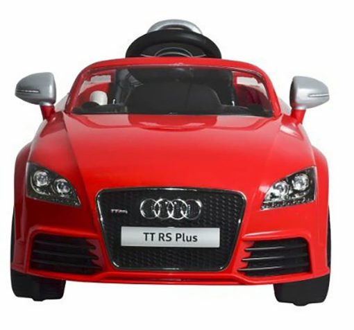 Licensed Version AUDI TT RS PLUS Car Battery Operated Ride On
