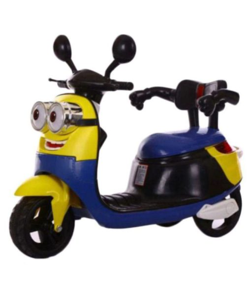 Minion Scooter Battery Operated Ride-On
