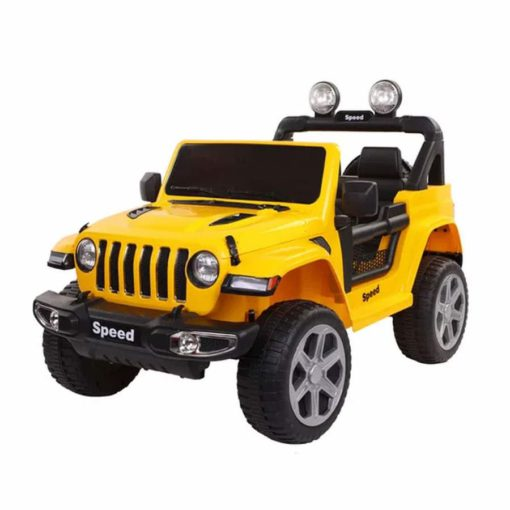 Battery Operated Electric Ride-On Jeep