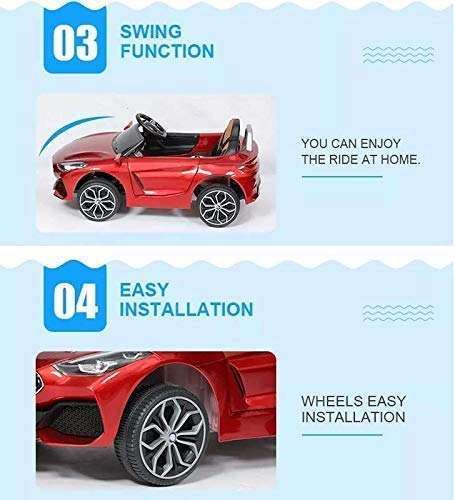 Electric Ride-on Cars