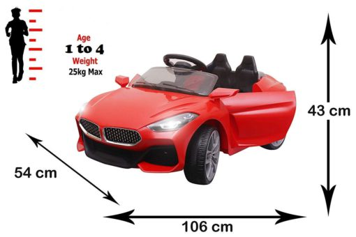 Battery Operated Electric Ride on Car for Kids