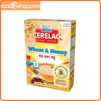 Nestle Cerelac 2 (8 months +) Wheat & Honey