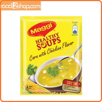 Maggi Soup Corn With Chicken 25g