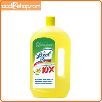 Lizol Surface Cleaner 975ml(Citrus)