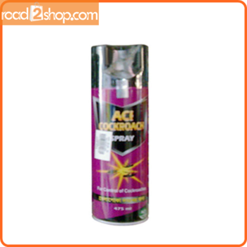 ACI (475 ml) Cockroach Spray