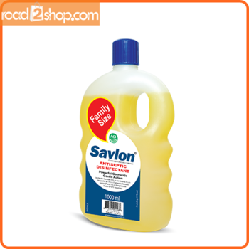 Savlon (1000ml) Antiseptic Liquid