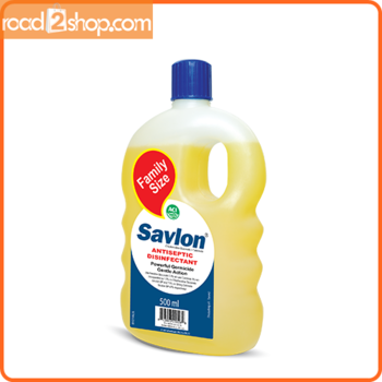 Savlon (500ml) Antiseptic Liquid