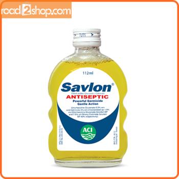Savlon (112ml) Antiseptic Liquid