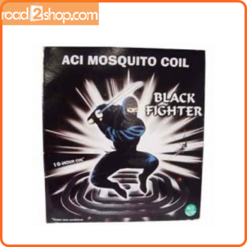 ACI Black Fighter Mosquito Coil