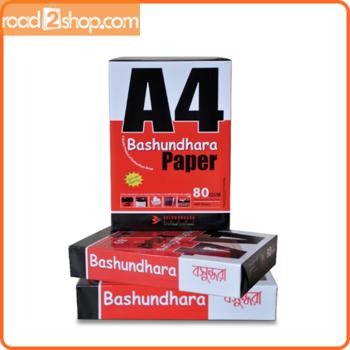 Bashundhara A4 Paper 80GSM