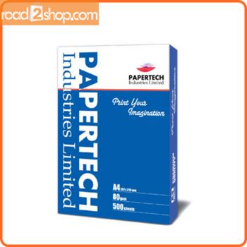 Papertech A4 Paper 80GSM