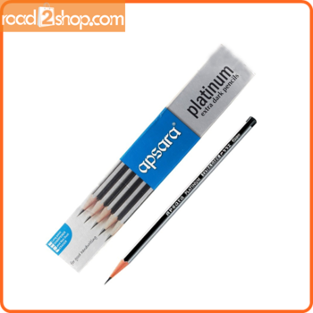 Apsara Platinum Dark Pencils 12 pcs